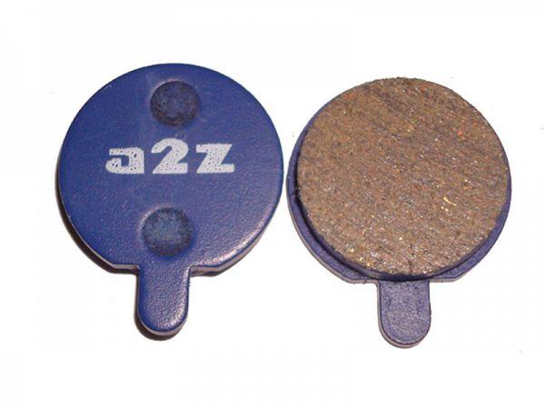 A2Z Bremseklodser Zoom Mechanical Med Slid-indikator