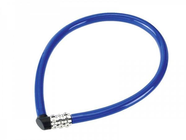Abus 1100 Blue Wirelås, 55cm