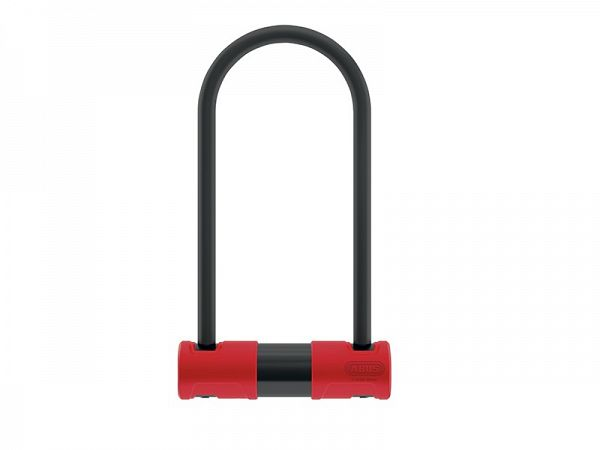 Abus 440 Alarm Bøjlelås, rød - 230mm