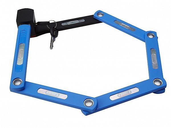 Abus 5700 Bordo uGrip Foldelås, 80 cm, blå