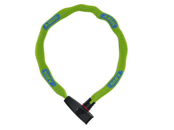 Abus 6806 Catena Chain Lock, Neon Green