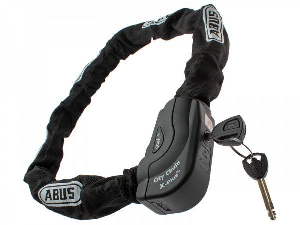 Abus Citychain 1060 X-Plus Kædelås, 140 cm