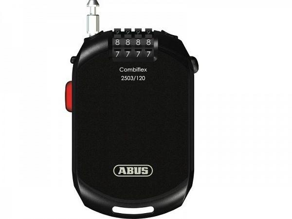 Abus Combiflex 2501 Wirelås, 120 cm