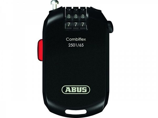 Abus Combiflex 2501 Wirelås, 65 cm