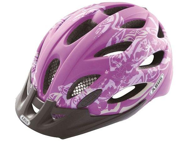 Abus Lane-U Visor Cykelhjelm Maori Purple