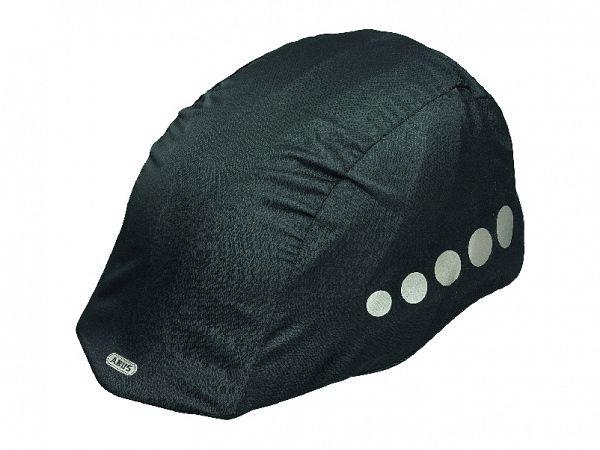 Abus regnovertræk til hjelm, sort, medium/large