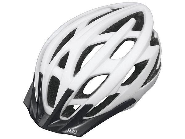 Abus S-Force Pro Cykelhjelm, hvid