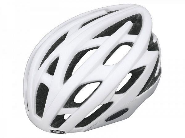 Abus S-Force Pro Cykelhjelm, White