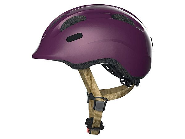Abus Smiley 2.0 Cykelhjelm, Royal Purple