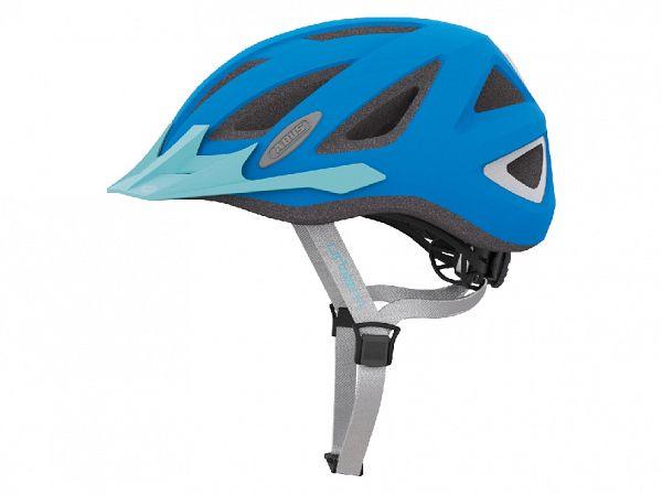 Abus Urban-I v.2 Cykelhjelm Neon blå