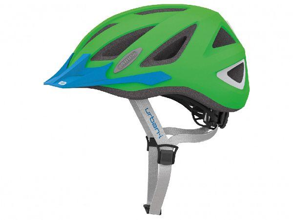 Abus Urban-I v.2 Cykelhjelm Neon grøn