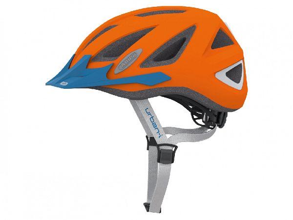 Abus Urban-I v.2 Cykelhjelm Neon orange