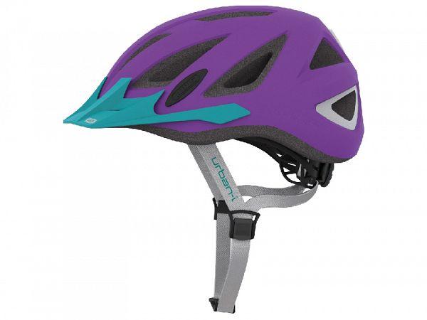 Abus Urban-I v.2 Cykelhjelm Neon purple