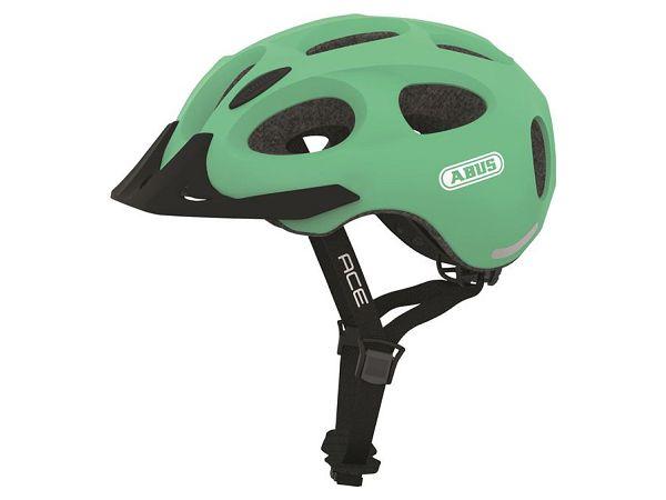 Abus Youn-I Ace Cykelhjelm, Mint Grøn