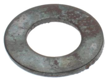 Afstandsskive til drivhjul til vandpumpe, yderst - original
