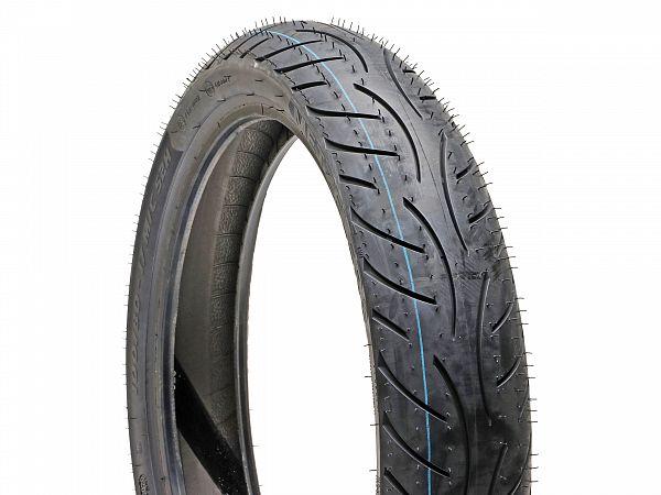 All-season tires - Metzeler Sportec Street - 100 / 80-17