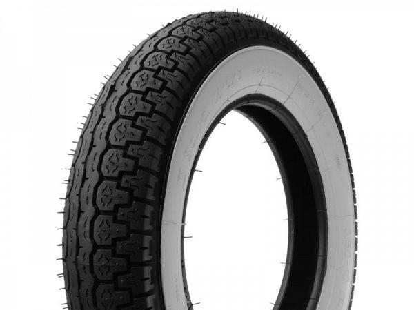 All-season tires - Mitas B14 Whitewall - 3.50-10