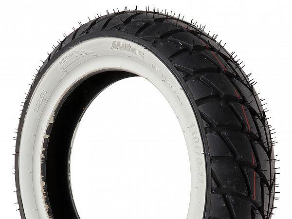 All-season tires - Mitas MC20 Whitewall - 110 / 70-11