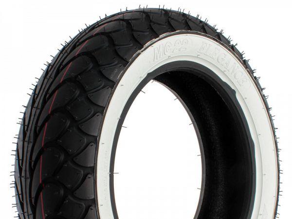 All-season tires - Mitas MC22 Whitewall - 120 / 70-10
