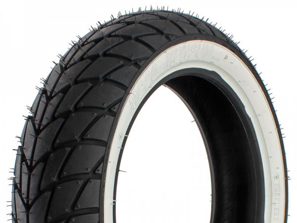 All-year tires - Sava MC20 Whitewall - 120 / 70-12