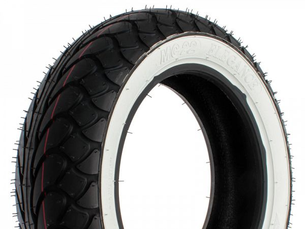All-year tires - Sava MC22 Whitewall - 120 / 70-10