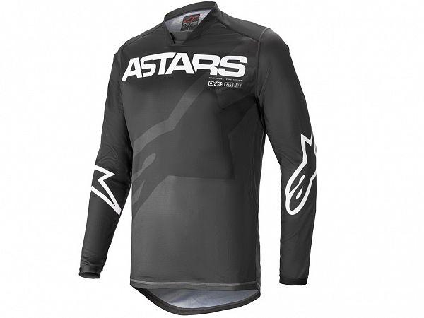 Alpinestars Racer Braap Jersey, Black / Gray / White
