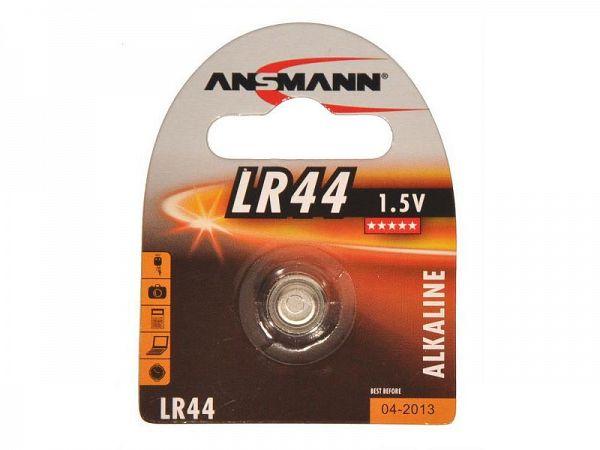 Ansmann Element LR44 1.5V lithium batteri