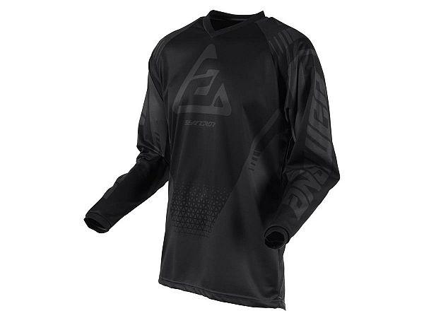 Answer Syncron Drift Jersey, Charcoal/Black