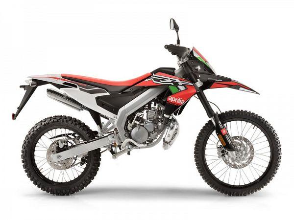 Aprilia RX50 Factory Euro4 - Red Stuntman - 30 km / h