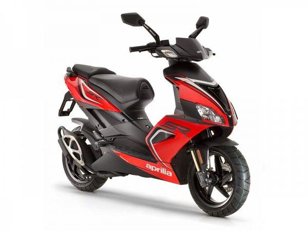 Aprilia SR50 Euro4 - Fluo Red - 30 km/t