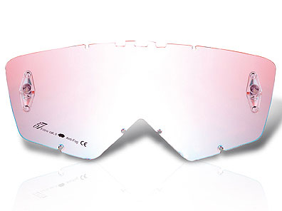 Ariete Cross Glasses, Multilayer Rainbow