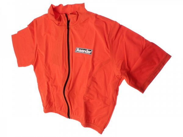 Asender Cykeltrøje, barn, orange