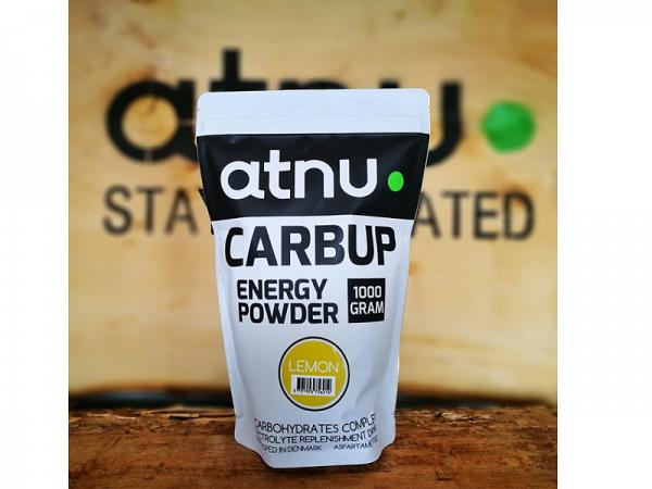 ATNU CARBUP Lemon Energidrik, 1000g