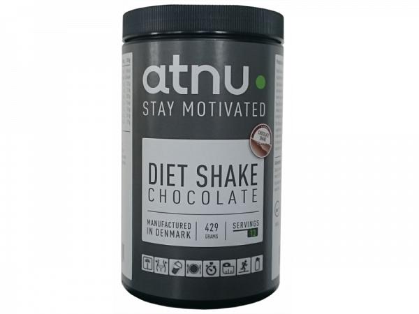 ATNU Diet Shake Chokolade, 429g