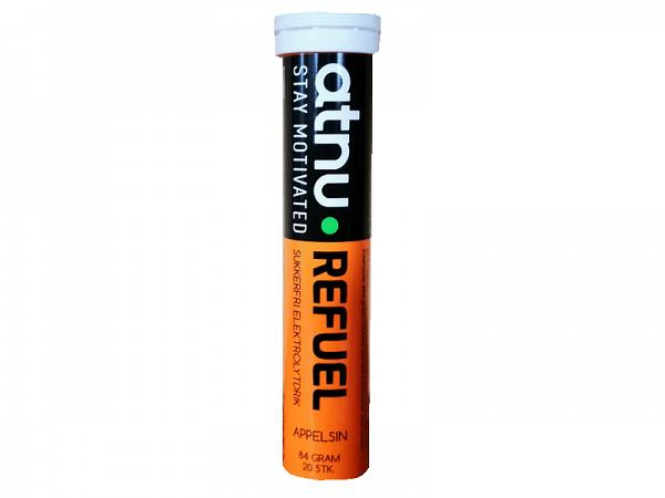 ATNU Refuel Appelsin Elektrolyttabs, 20stk
