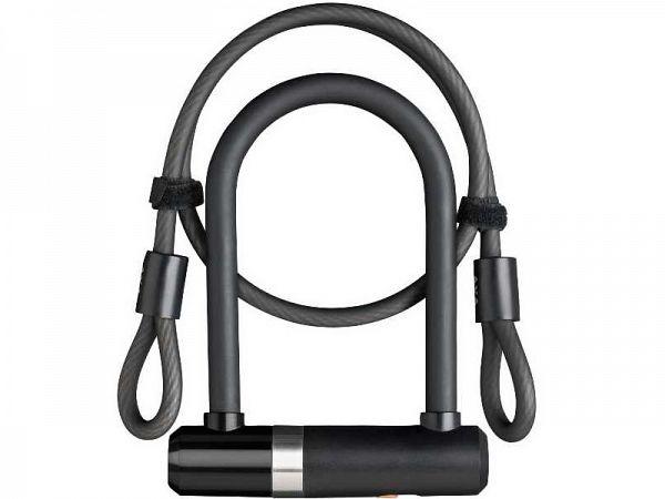 Axa Newton Mini Pro Bøjlelås m. Wire