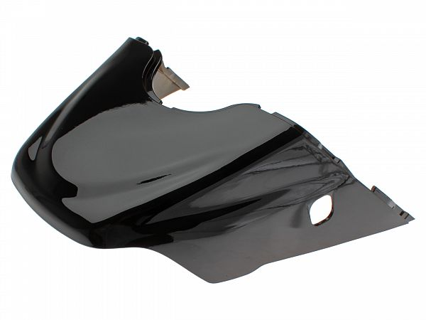 Back shield - black