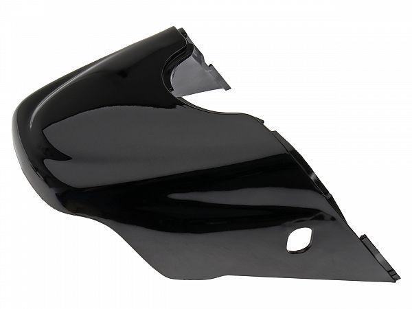 Back shield - metal black - original