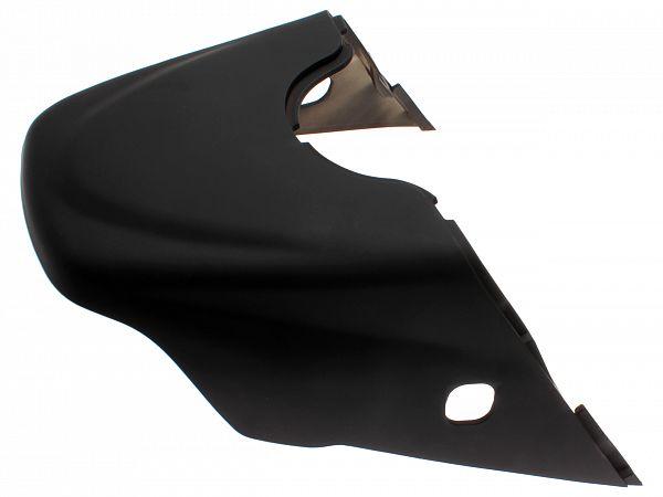 Back shield - rear type