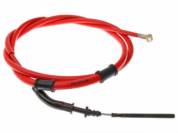 Bagbremsekabel - Doppler - rød