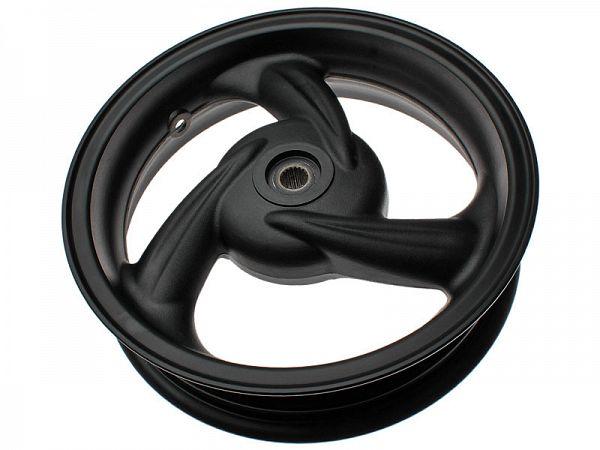 Bagfælg 3-eger, sort - original
