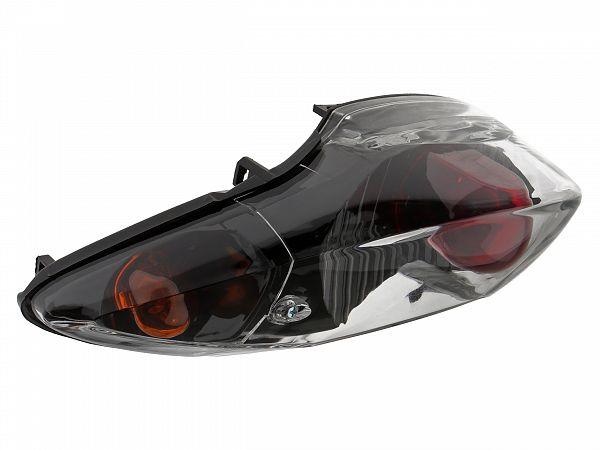 Baglygte - Black Lexus Style