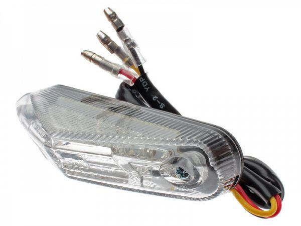 Baglygte - Low LED