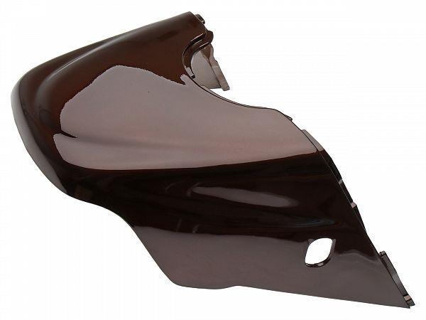 Bagskjold - brun - originalt