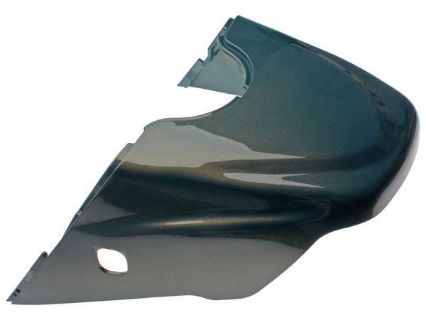 Bagskjold - Kamæleonblå