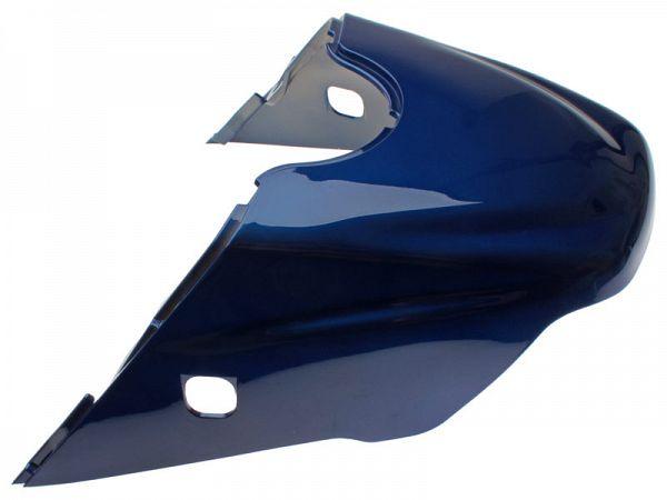 Bagskjold - Metalblå