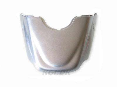 Bagskjold - Metalsølv