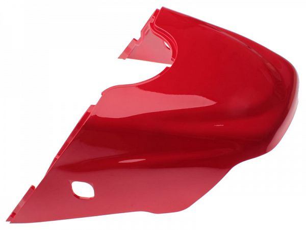 Bagskjold - Rød