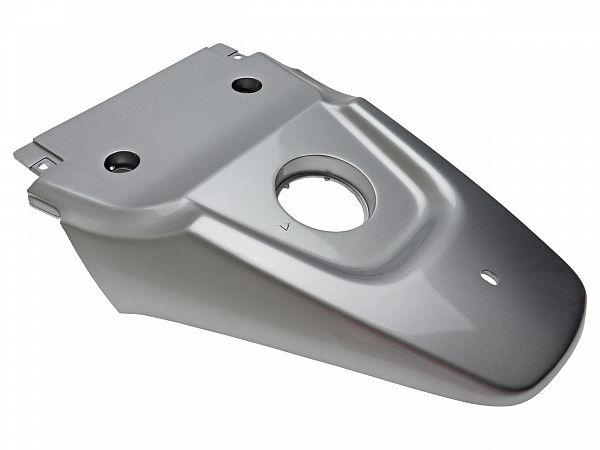 Bagskjold - sølv - originalt