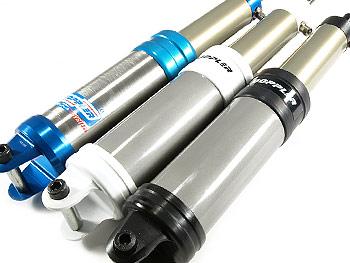 Bagstøddæmper - Doppler Evolution 275mm